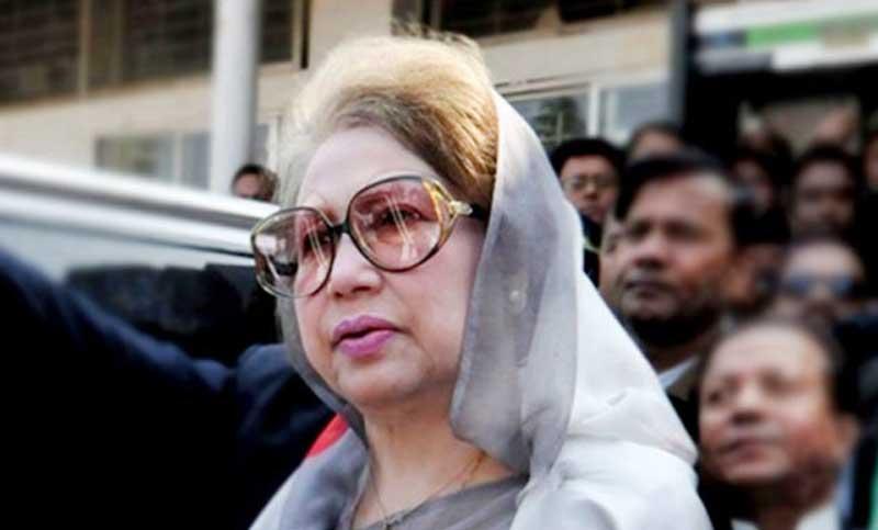 Khaleda Zia gets bail in 2 defamation cases