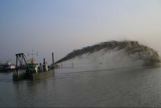15,000km river routes will be dredged