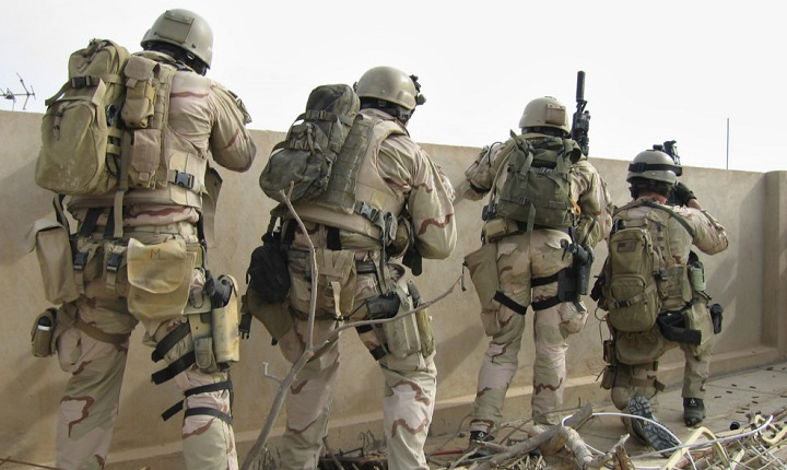 Elite US Navy Seal goes on trial for Iraq war crimes