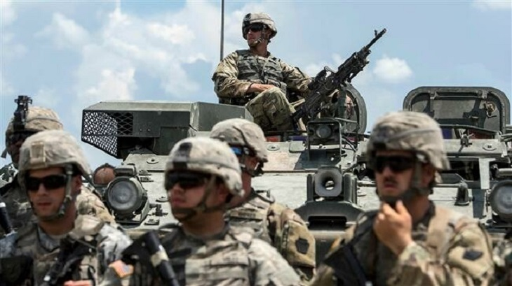 US deploys 1,000 more troops to Middle East amid Iran tensions