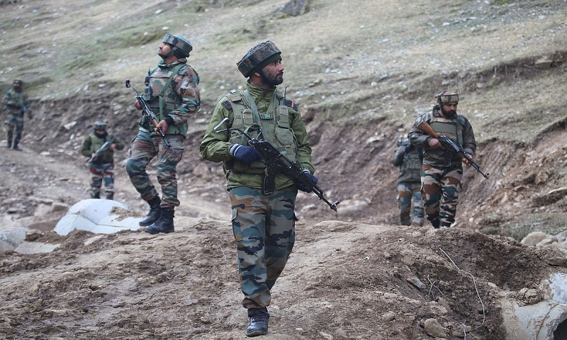 9 soldiers, civilian injured in IED explosion in Pulwama