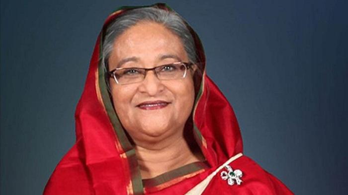 PM Sheikh Hasina greets Tigers
