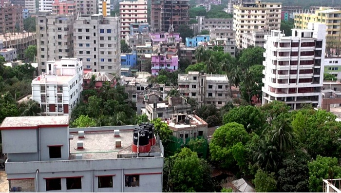 Brick jungle also growing in Faridpur; safety measures widely ignored
