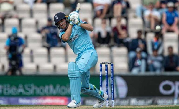 England bat against Afghanistan