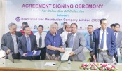 SBAC Bank, Bakhrabad Gas Co ink deal