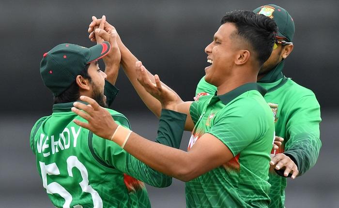Saifuddin, Mustafiz among 10 leading wicket takers in WC