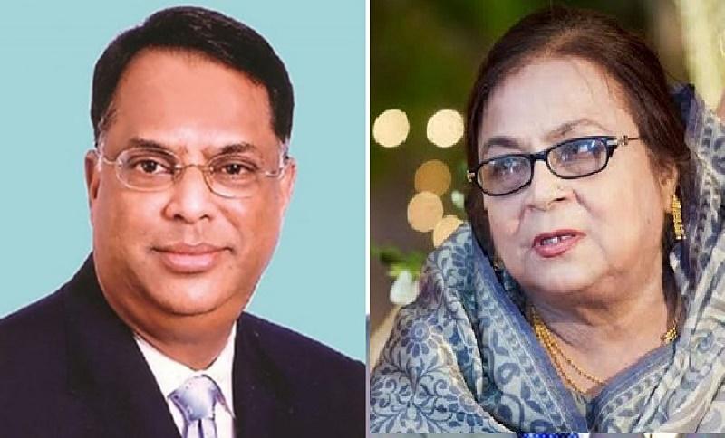 Selima Rahman, Tuku made BNP standing committee members