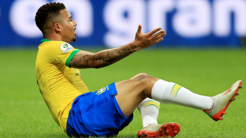 VAR denies Brazil as Venezuela battle to draw