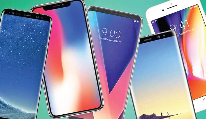 Duty on smartphone import promotes grey market