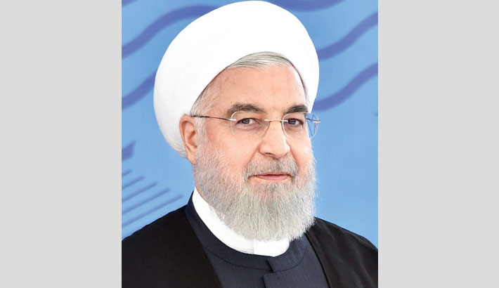 Iran isn't seeking war against any nation: Rouhani