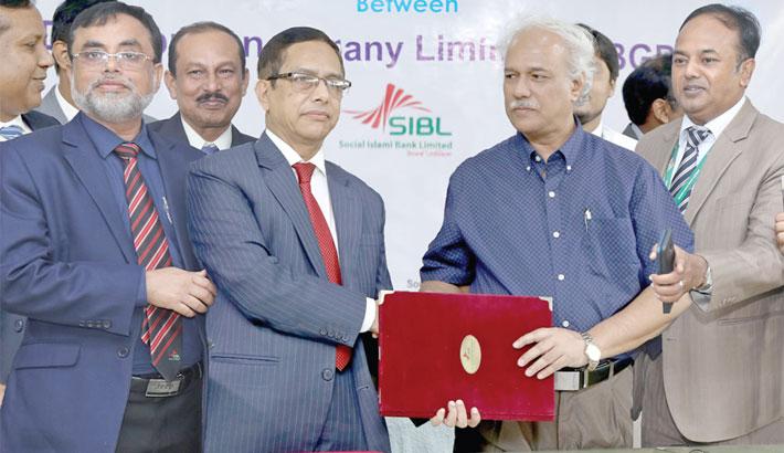SIBL, Bakhrabad  Gas ink deal