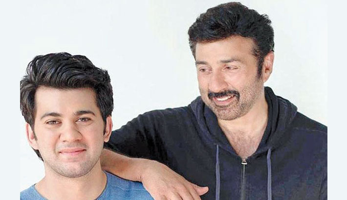 Here's why Sunny Deol postponed son Karan's debut movie