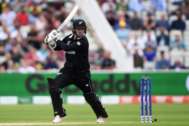New Zealand  begin pursuit of 242 to beat South Africa