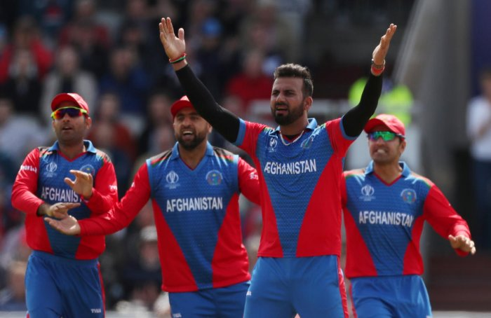 Afghanistan's World Cup players in restaurant row