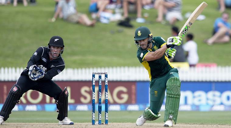 New Zealand win toss, field against South Africa