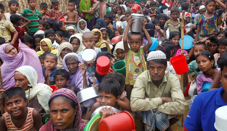 Bangladesh hosts most Rohingyas from Myanmar: UNHCR