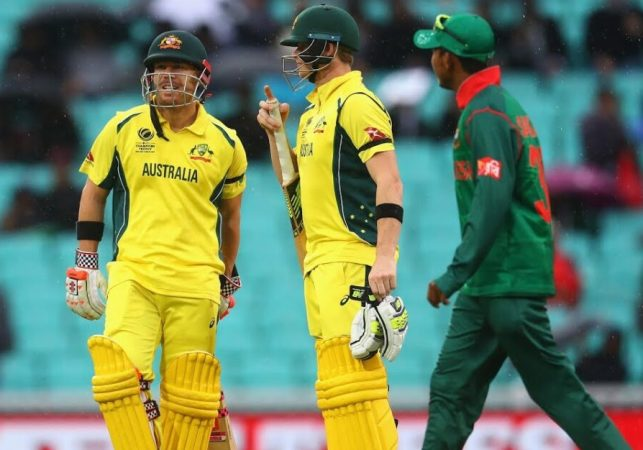 Bangladesh lose toss, field first against Australia