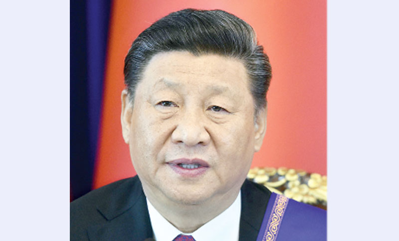 Xi pens friendship letter to N Korea before rare visit