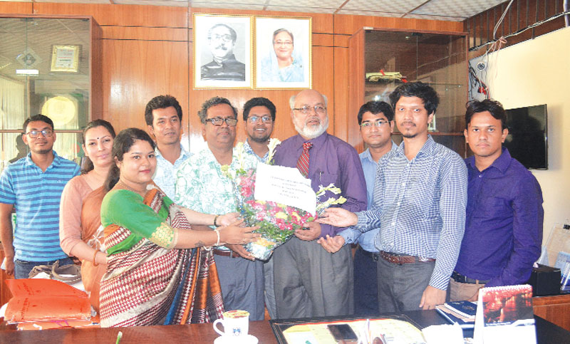 His appointment as vice-chancellor