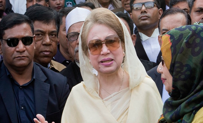 Probe report in bomb attack case against Khaleda July 18