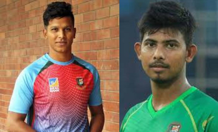 Saifuddin, Mosaddek unlikely to play against Australia today