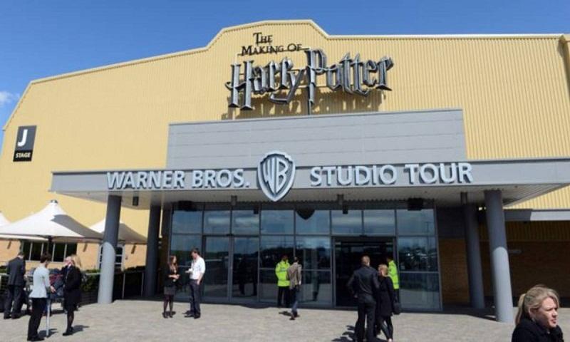 Man arrested after incident at Harry Potter studio