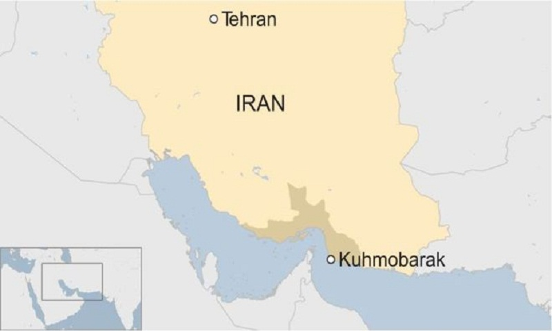 Iranian military claims to have shot down US spy drone