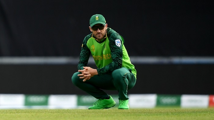 Proteas are hurting after defeat against New Zealand: Faf du Plessis