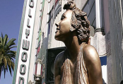Thief saws off Marilyn Monroe statue in Hollywood
