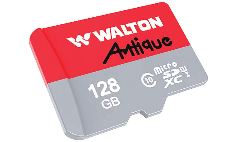 Walton launches RAM, memory cards