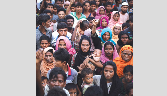 Examining The Legal Challenges  To Bringing Justice For The Rohingyas