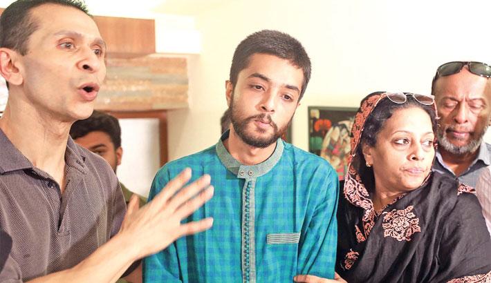 Missing  nephew of  Sohel Taj rescued