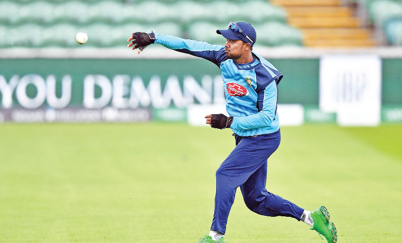 Sabbir's fielding folly haunts Tigers