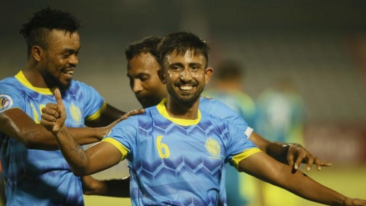 Abahani's Mamunul wins AFC Cup 2019 Goal of the Week