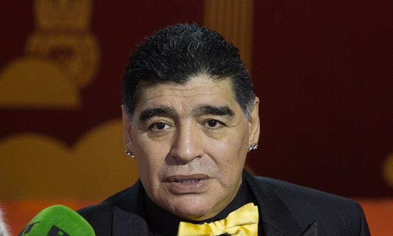 Diego Maradona dismisses Alzheimer's rumours