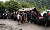 Over 400 stranded tourists evacuated from North Sikkim