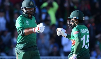 Tigers concede 48-run defeat against Aussies