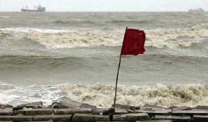 Maritime ports advised to keep hoisted signal No 3