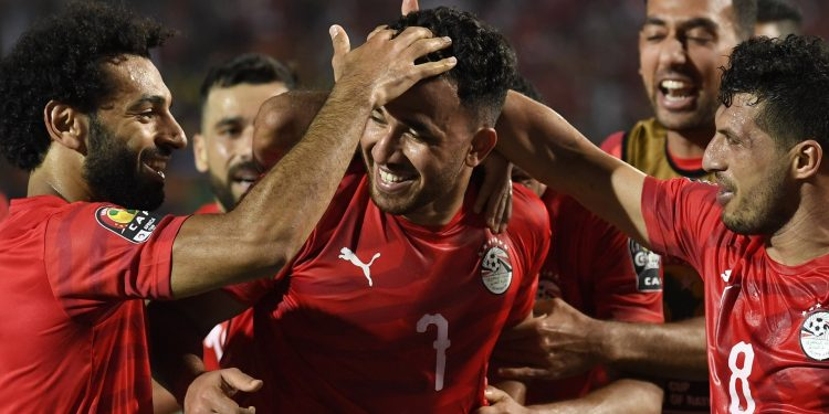 Salah's Egypt opens African Cup with 1-0 win over Zimbabwe
