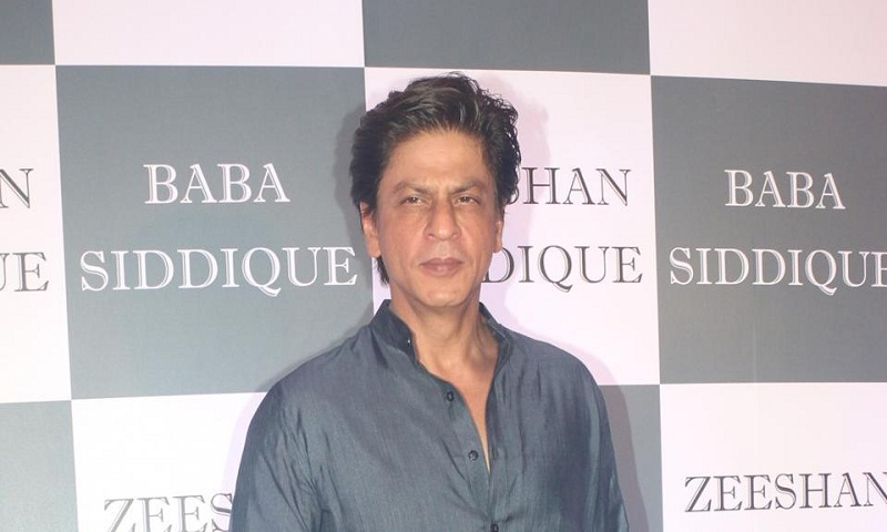 Shah Rukh on not signing films after Zero