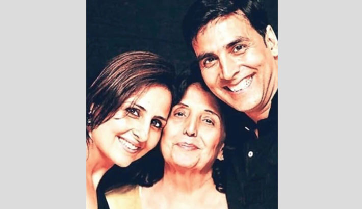 Akshay reveals how yoga helped her mother after knee surgery