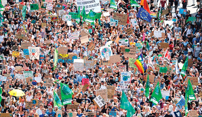 """""""Fridays for Future"""""""