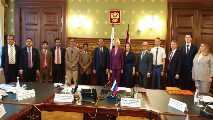 Russia to help Bangladesh in land management