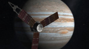 NASA's Juno spacecraft captures tumultuous clouds of Jupiter