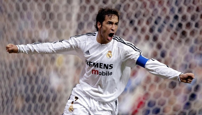 Real Madrid legend Raul Gonzalez to coach club's B-team