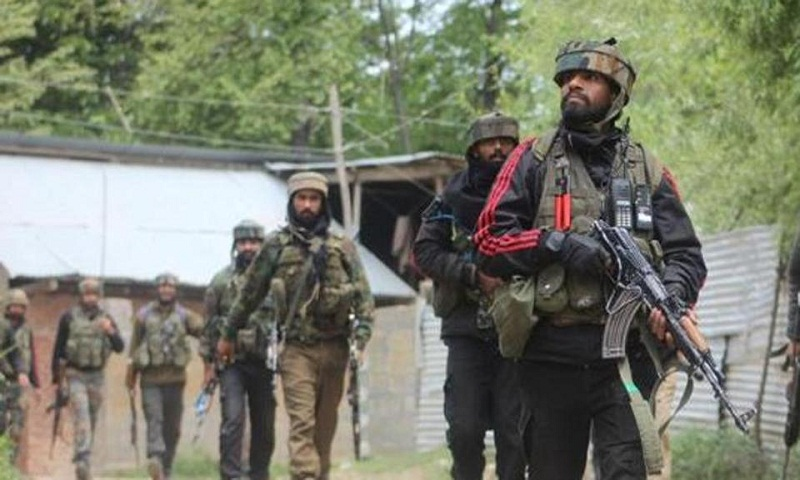 4 militants killed in encounter with security forces in Jammu and Kashmir's Shopian