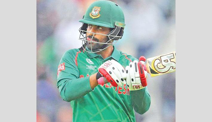 Tamim faces backlash for scoring slow