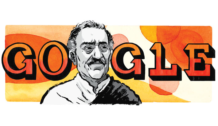 Google celebrates Amrish Puri's 87th birthday with a doodle
