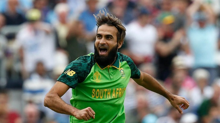 Tahir becomes South Africa leading wicket-taker