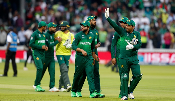 Pakistan condemned South Africa to World Cup exit
